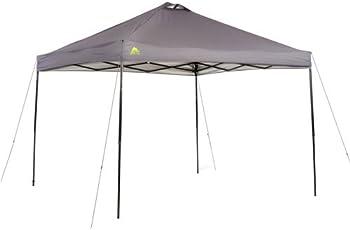 Ozark 10'x10' Straight Leg Canopy + 4-Set Arm Chairs