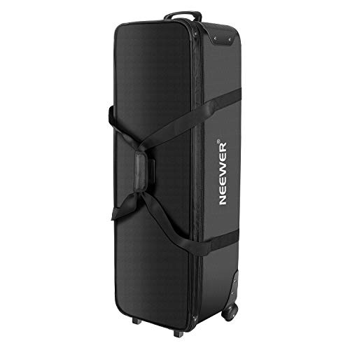 Neewer Professional Camera Trolley Case[44.8″x14.1″x12.6″][Two Ways to Carry][Spinner Wheels][Multipurpose][Great Capacity]