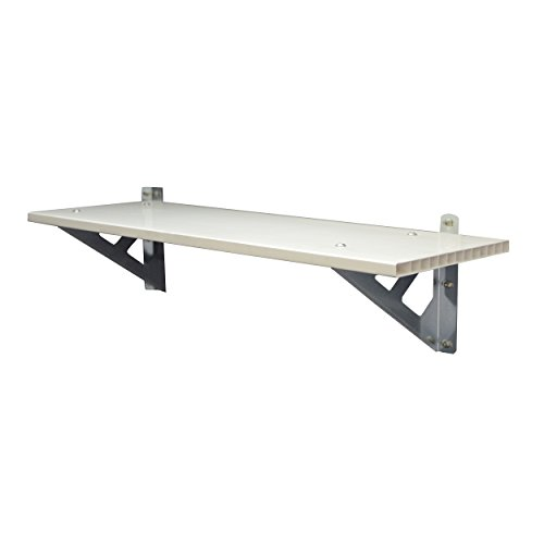 Aluminum Storage Sheds (Palram SkyLight Shelf Kit, Tan)