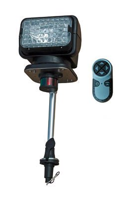 Stanchion Mounted Flood Light - 2