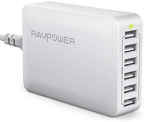 Charger RAVPower Charging Multiple Compatible