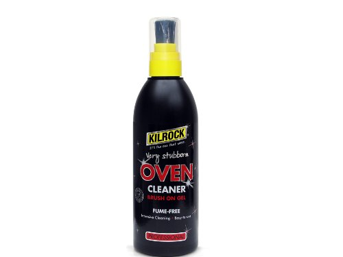 Kilrock Black Oven Cleaner Gel 250ml