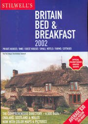Stilwell's Britain Bed & Breakfast 2002...