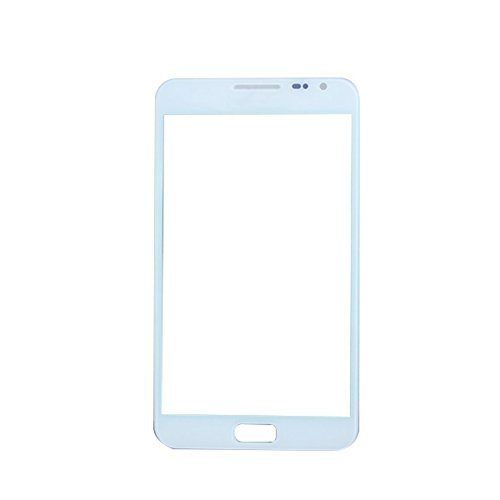 Silvercell Fix For Samsung Galaxy Note N7000 i9220 White Outer Front Glass Lens Cover