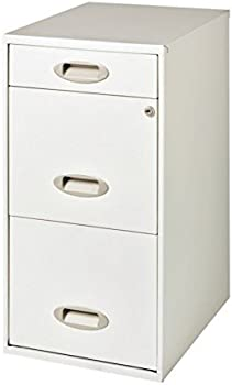 Hirsh 3-Drawer Vertical File Cabinet