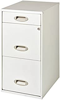 Realspace SOHO 3-Drawer Organizer Vertical File Cabinet 27 H x 14 1  sc 1 st  Amazon.com & Amazon.com : Hirsh Industries 18