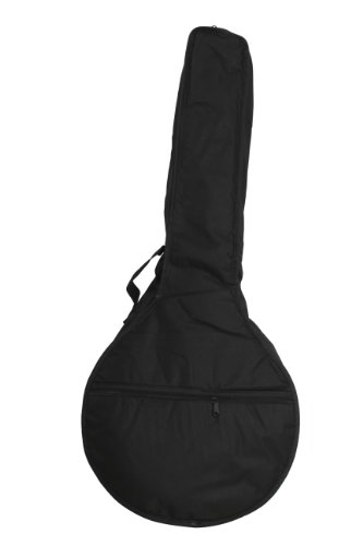 Jameson Banjo Padded Gig Bag Case with Shoulder Strap