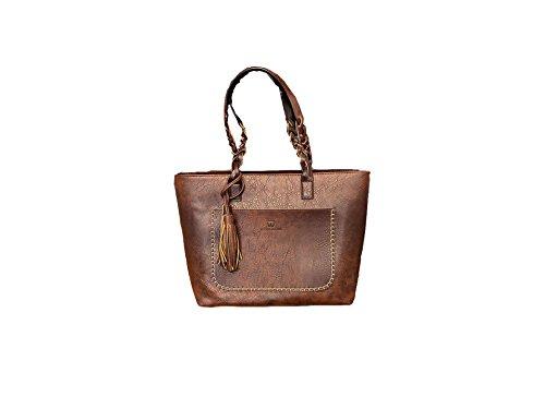 Brown Shoulder Bag Forever 21 - 1