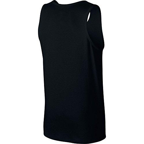 Débardeur Nike Mens Ace Logo Noir / Noir / Noir