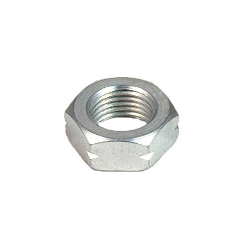 Motamec JNL8S Jam Lock Half Nut 1/2 UNF LEFT HAND Thread Rod End / Rose Joint
