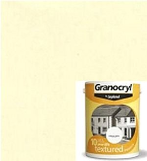 Granocryl by Leyland 303120 5 Litre Textured Masonry Paint