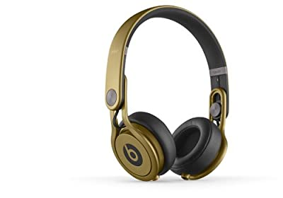 Beats Mixr On Ear Headphones - (Gold)