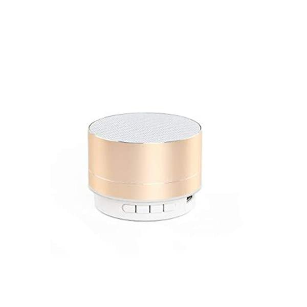 Haut-Parleur Portable Bluetooth étanche Voyage en Plein airHaut-Parleur sans Fil Bluetooth subwoofer de Carte Son d'ordinateur d'ordinateur Rouge 70mmx45mm 7