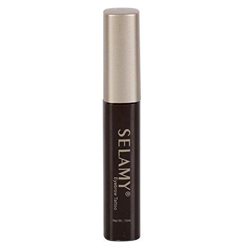Silvercell Waterproof Henna Eyebrows Makeup Black Brown Eye Brow
