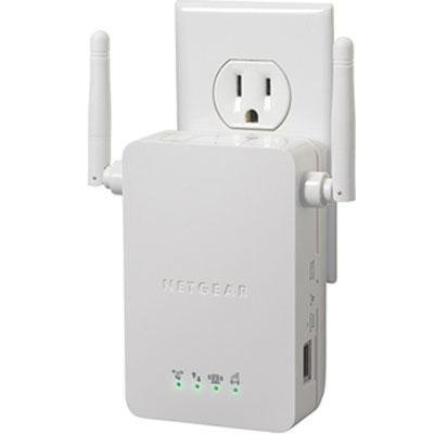 - Netgear Wn3000rp Ieee 802.11N 54 Mbps Wireless Range Extender - Ism Band