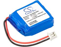Replacement For Dogtra Iq Transmitter Battery by Technical Precision