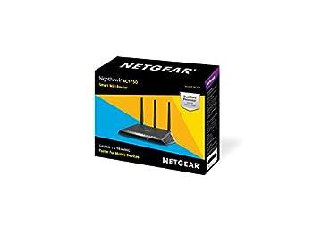 Netgear R6700 Nighthawk Ac1750 Dual Band Smart Wifi Router, Gigabit Ethernet (R6700) 3