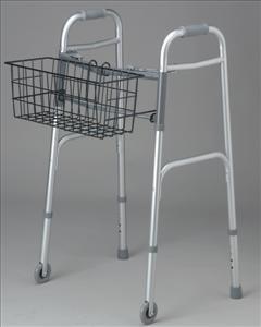 Medline MDS86615K Basket for 2-Button Walkers (Pack of 2)