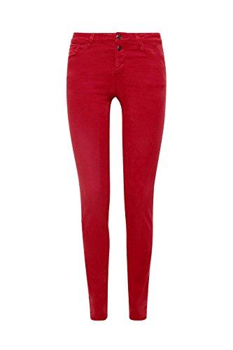Pantalon 610 Esprit Femme Red Rouge Dark w1qBUqTZSz