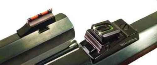 Williams Gun Sight Firesights - Knight Muzzleloaders, Ramp, Green Rear/Red Front ()