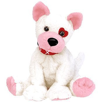 Cupid Figure (Cupid the Dog - TY Beanie Baby by Beanie Babies)