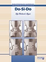 Alfred 00-17339 Do-Si-Do - Music Book