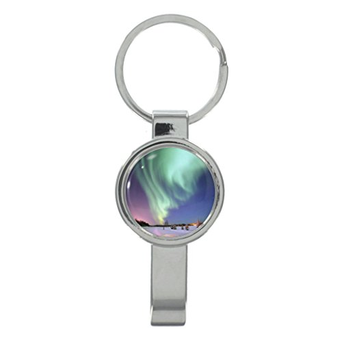 Northern Lights Cap Remover Keyring with Free Gift Box