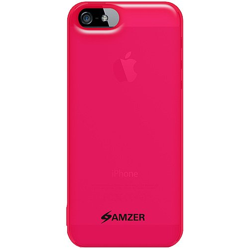 Amzer Gloss Cover iPhone Carriers