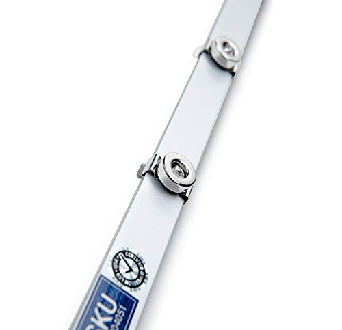 Hyperikon Magnetic Mount 4 Foot LED Tube, 36W=240W, Panel Light Retrofit Kit, UL, DLC, Crystal White, 4 Pack