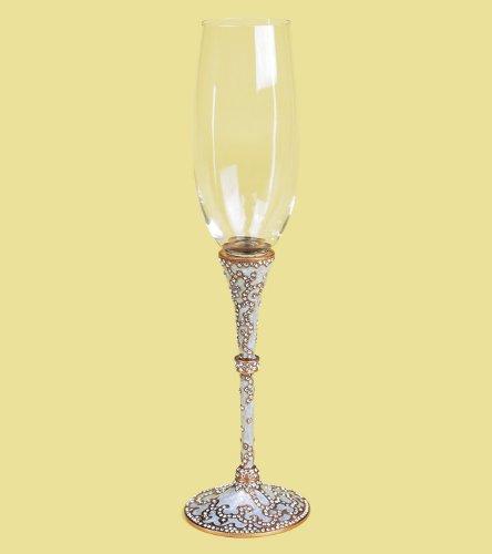 Edgar Berebi Madrid Stem; Pearl, Crystal by Edgar Berebi (Image #1)'