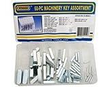 Wisdom 07-MK60-1 60-Piece Machinery Key Assortment Tractor & Flywheel Repair Key Machinery Key by ucostore
