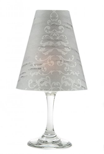 di-potter-ws459-holiday-birch-tree-paper-white-wine-glass-shade-gray-pack-of-12