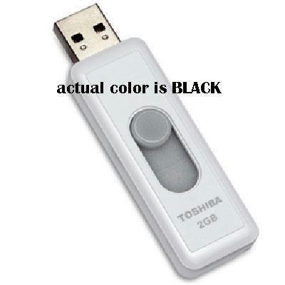 Retractable 2GB Flash Drive
