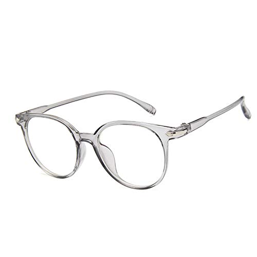 Qjoy Women Spectacle Optical Frame Glasses Clear Lens Lady Vintage Computer Anti-Radiation Eyeglasses