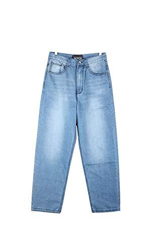 Dritti Casual Pantaloni Cotone In Ssig Jeans E Comodo Morbido Uomo Da Colour Estilo Hop Moda Hip Especial x1S6Zqwp