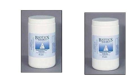Biotics Research - Dismuzyme Plus Granules 500g-2 Cans (Dismuzyme Plus Granules)