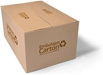 Pack 10 Unidades Caja Cartón | Medidas 50 cm x 30 cm x 30 cm ...