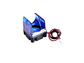 Ventilador Hot End impresora 3d con soporte 12 V: Amazon.es ...
