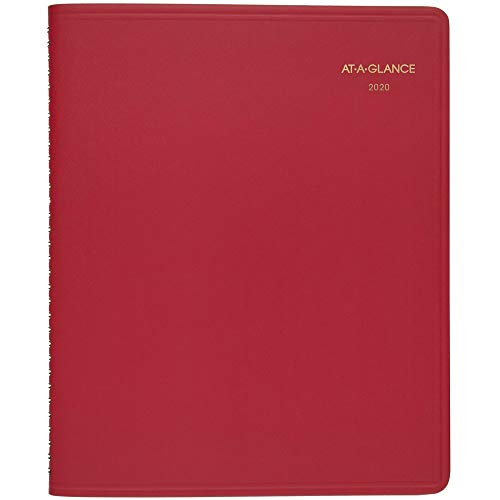 (AT-A-GLANCE 2020 Monthly Planner, 7