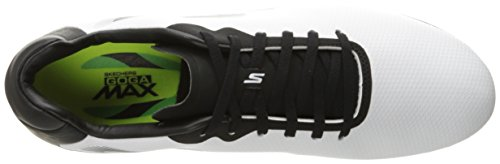 Skechers Performance Herren Go Galaxy FG Fußballschuh Schuh Weiß schwarz
