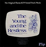 YOUNG AND THE RESTLESS (TV ORIGINAL SOUNDTRACK LP VINYL, 1974)