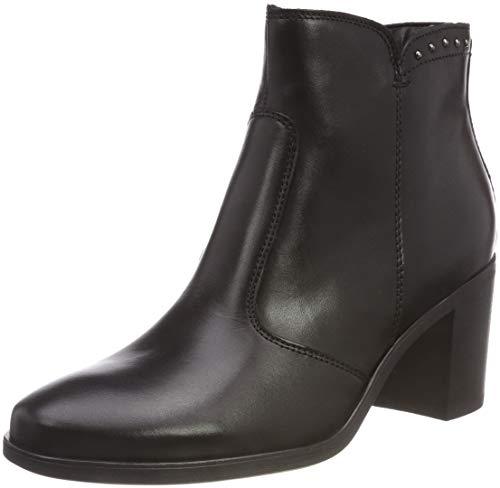 Black Botines Noir 1 25397 Tamaris 21 Femme vEwXn6q