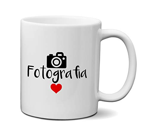 Caneca Fotografia - Profissões
