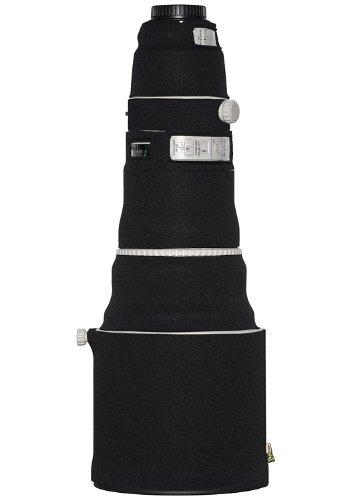 LensCoat Lens Cover for Canon 400 f/2.8 IS II neoprene camera lens protection sleeve (Black)