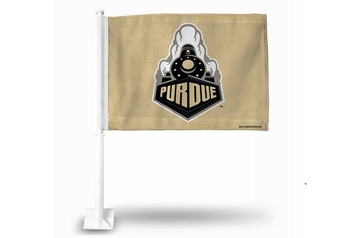 - Purdue Boilermakers Car Flag
