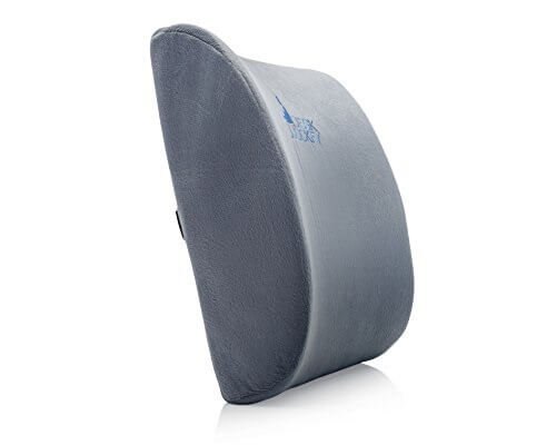 Lower Back Pain Lumbar Support Cushion Clinical Grade