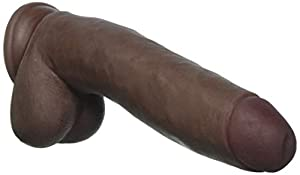 True Touch Andre Bbc Skintech Realistic Dildo, 12 Inch