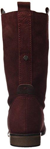 Gioseppo Quachita - Botas altas para mujer Borgoña (burgundy)