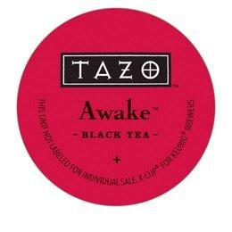 Tazo Awake Black Tea Keurig K-Cups, 48 Count