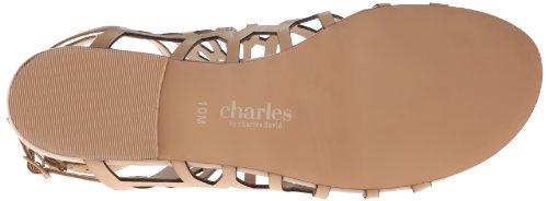 Charles Av Charles David Womens Beina Gladiator Sandal Naken
